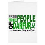 Darfur LIBERA a la GENTE Felicitaciones