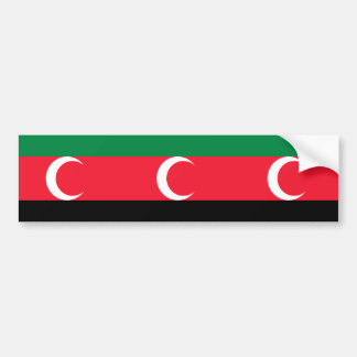 Darfur Sri Lanka Etiqueta De Parachoque