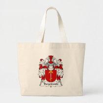 Dargolewski Family Crest Bag