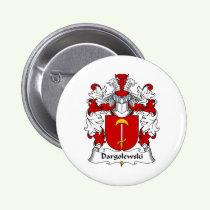 Dargolewski Family Crest Button