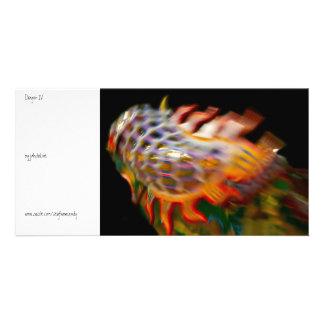 Dargon IV Photo Card Template