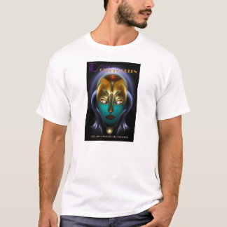 Daria Cyborg Queen T-Shirt