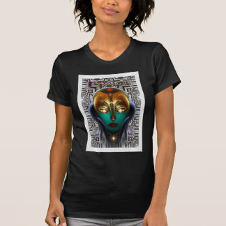 Daria Cyborg Queen Tech T-Shirt