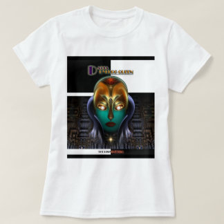 Daria Cyborg Queen The Rising Storm T-Shirt