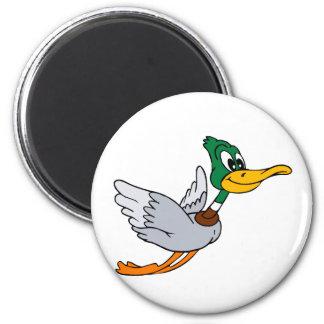 Darien Duck Magnet