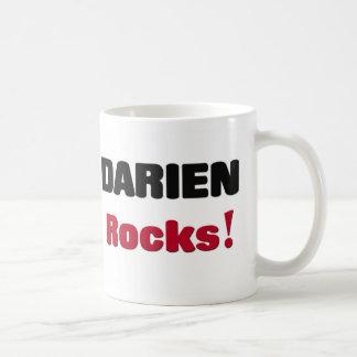 Darien Rocks Classic White Coffee Mug