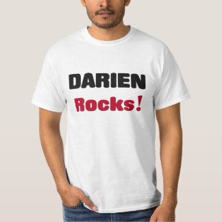 Darien Rocks Tee Shirt