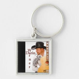 Darin Warner Classic Keychain