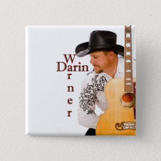Darin Warner Classic Pinback Button