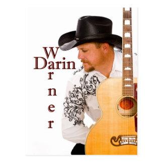 Darin Warner Classic Post Card