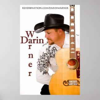 Darin Warner Classic Posters
