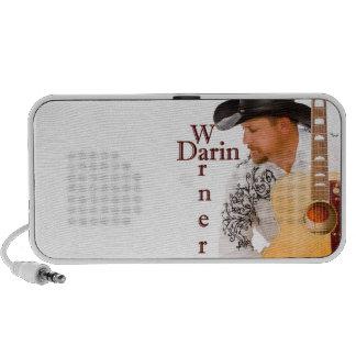 Darin Warner Classic Laptop Speakers
