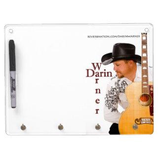 Darin Warner - Dry erase board
