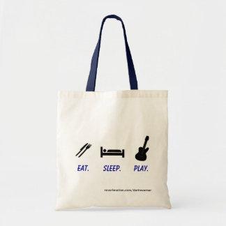 Darin Warner -eat sleep PLAY Bag
