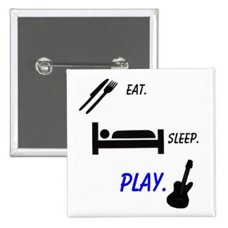 Darin Warner -eat sleep PLAY Button