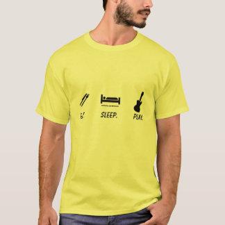 Darin Warner -eat. sleep. PLAY. T-Shirt