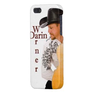 Darin Warner Iphone Case For iPhone SE/5/5s