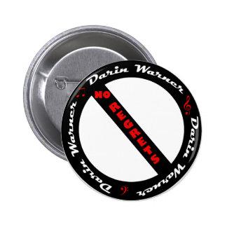 Darin Warner -NO REGRETS-Logo Button