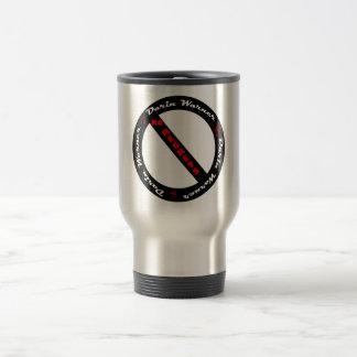 Darin Warner -NO REGRETS Travel Mug