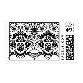 Daring Damask Stamp