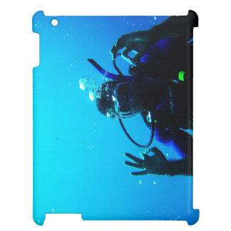 Daring Scuba Diver Case For The iPad
