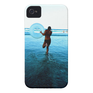 Daring to take the plunge iPhone 4 Case-Mate cases