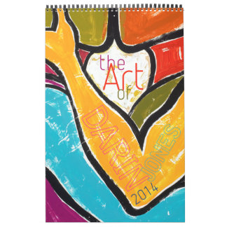 Darin's 2014 'Variety Art' Calendar