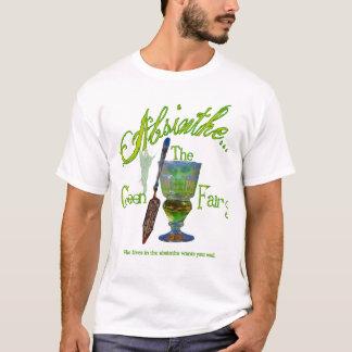 Dark Absinthe Green Fairy Shirt