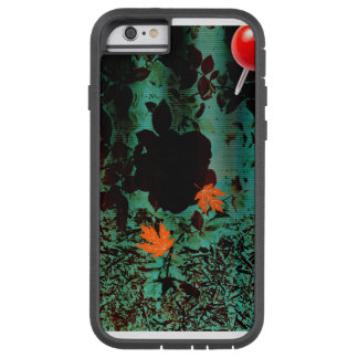 Dark Abstract Jungle Green Swamp Goth Phone Case