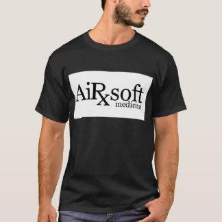 Dark Airsoft Medicine Logo T-Shirt