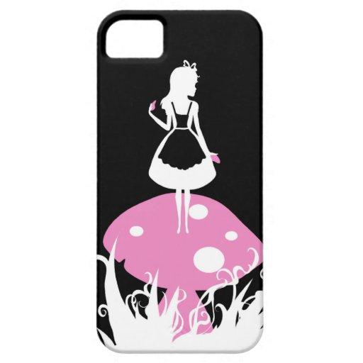 Dark Alice iPhone 5 case