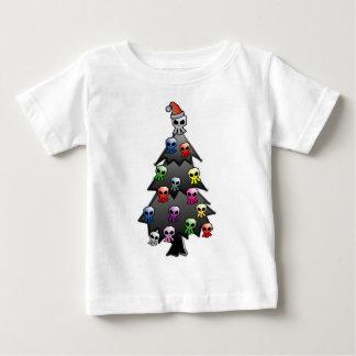 Dark and Gothic Holiday Greeting Baby T-Shirt