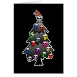 Dark and Gothic Holiday Greeting Greeting Cards