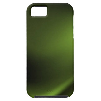 Dark and Intense Green iPhone 5 Cases