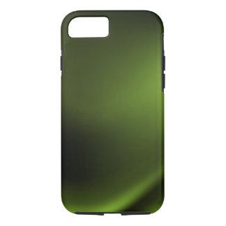 Dark and Intense Green iPhone 7 Case