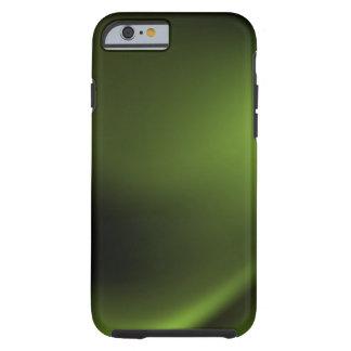 Dark and Intense Green Tough iPhone 6 Case
