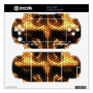 Dark and light colored tiles PSP decal