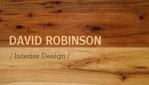 Wood grain business cards templates zazzle dark and light wood grain look business card colourmoves
