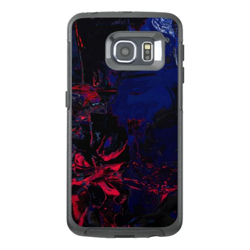Dark and Moody - Abstract Painting OtterBox Samsung Galaxy S6 Edge Case