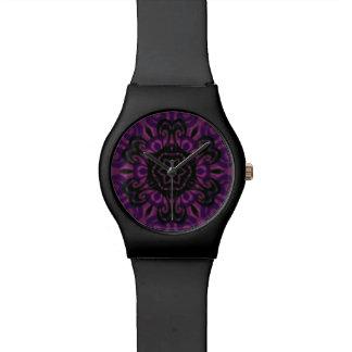 Dark and Mysterious Wristwatch