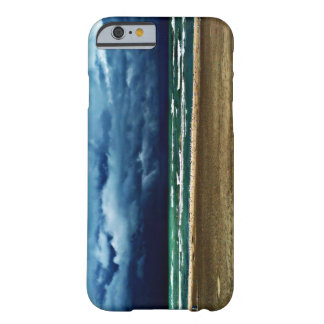 Dark and Stormy Beach iPhone 6 Case