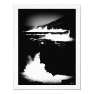 Dark And Stormy Photo Print