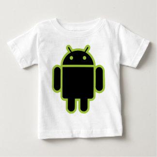 Dark Android Baby T-Shirt