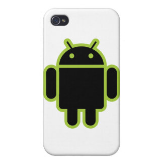 Dark Android Covers For iPhone 4