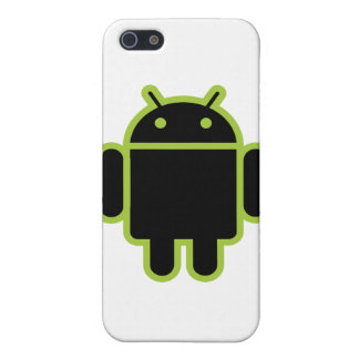Dark Android iPhone 5 Cases