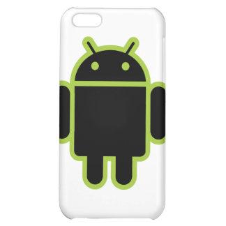 Dark Android iPhone 5C Cases