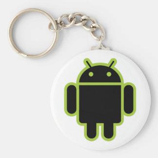 Dark Android Keychain