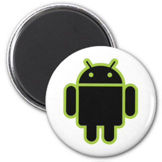 Dark Android Magnet