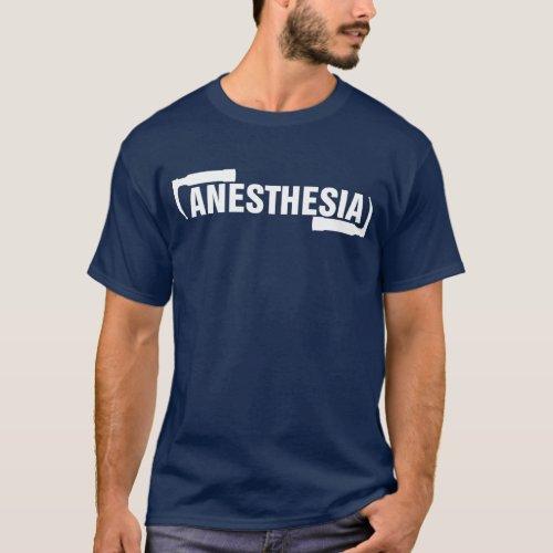Dark Anesthesia T_Shirt
