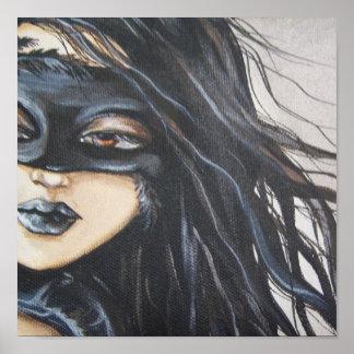Dark Angel Canvas Print